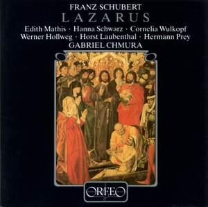 Schubert: Lazarus, D689