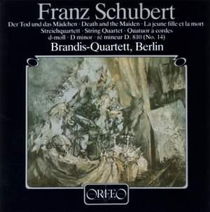 Schubert: String Quartet No. 14 in D minor, D810 'Death and the Maiden'