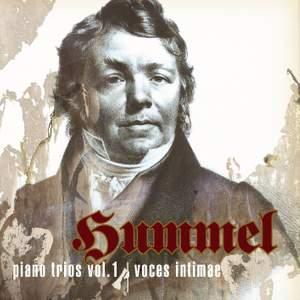 Hummel - Complete Piano Trios Volume 1