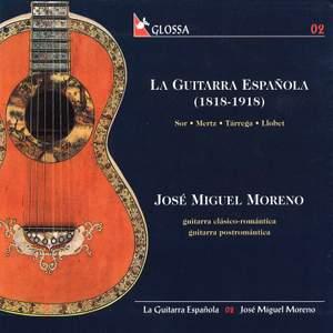 La Guitarra Española Vol. 2 (1818-1918)