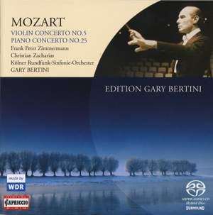 Mozart: Violin Concerto No. 5 & Piano Concerto No. 25