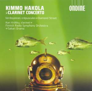 Hakola: Clarinet Concerto, etc.