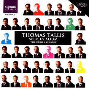 Tallis: Spem in alium for eight five-part choirs '40-part Motet'