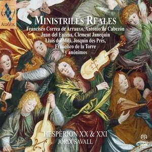 Ministriles Reales - Royal Minstrels