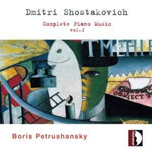 Shostakovich - Complete Piano Works Volume 1