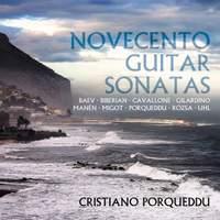 Novecento Guitar Sonatas