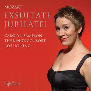 Mozart - Exsultate jubilate!