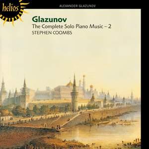 Glazunov - Complete Solo Piano Music, Volume 2 Product Image