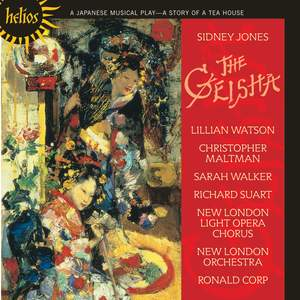 Jones, Sidney: The Geisha