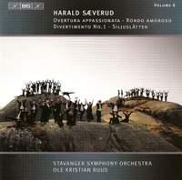 Harold Sæverud - Orchestral Music, Volume 8