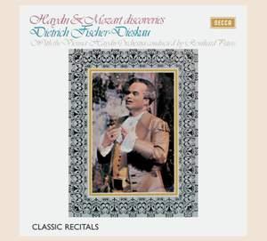 Dietrich Fischer-Dieskau - Haydn and Mozart Discoveries Product Image