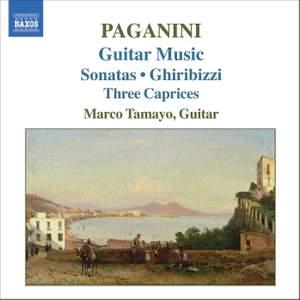 Paganini - Guitar Music