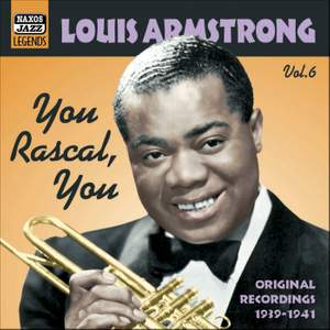 Louis Armstrong Volume 6 - You Rascal, You Product Image