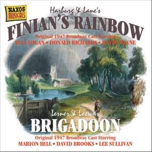 Lane: Finian's Rainbow & Loewe: Brigadoon Product Image