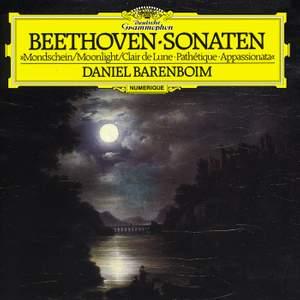 Beethoven - Piano Sonatas Product Image