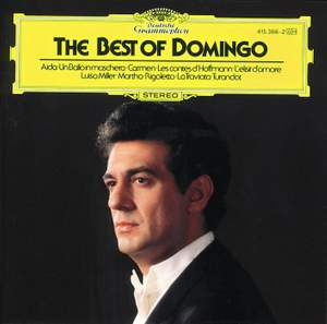 The Best of Domingo Product Image