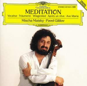 Mischa Maisky: Meditation Product Image