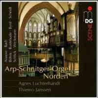 Arp Schnitger Organ Norden Volume 1