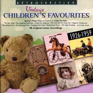 Vintage Children's Favourites 1926 - 1959