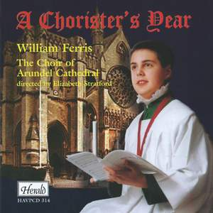A Choristers Year Product Image