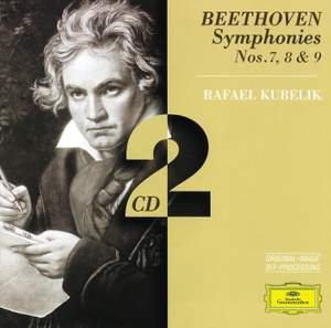 Beethoven - Symphonies Nos. 7, 8 & 9 Product Image