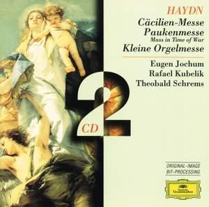 Haydn: Cäcilienmesse, Paukenmesse & Kleine Orgelmesse