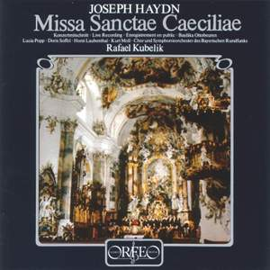 Haydn: Mass, Hob. XXII: 5 in C major 'Cäcilienmesse'