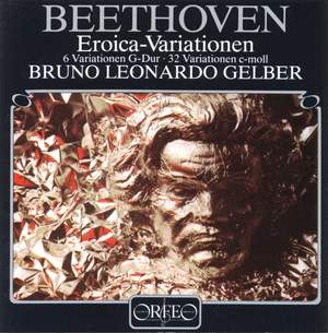 Beethoven: Eroica Variations & Variations on original themes