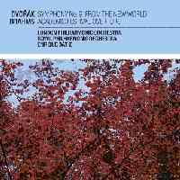 Dvorak: Symphony No. 9 in E minor, Op. 95 'From the New World', etc.