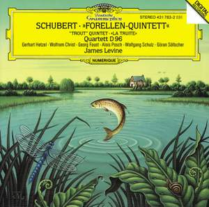 Schubert: Piano Quintet in A major, D667 'The Trout' Product Image