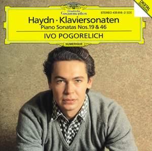 Haydn: Piano Sonatas Nos. 30 & 31