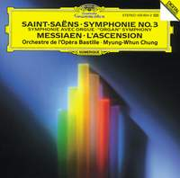 L'Ascension (orchestral version, with Saint-Saëns Organ Symphony)