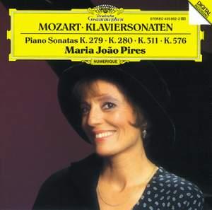 Mozart: Piano Sonatas Nos. 1, 2, 8 and 18 Product Image