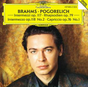 Brahms: Capriccio, Intermezzi, Rhapsodies Product Image