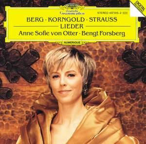 Strauss, R: Das Rosenband, Op. 36 No. 1, etc.