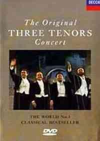 The Original Three Tenors Concert