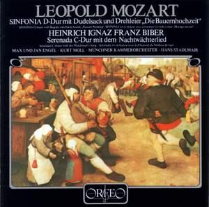 Leopold Mozart: Sinfonia 'Die Bauernhochzeit' & Biber: Nightwatchman Serenade