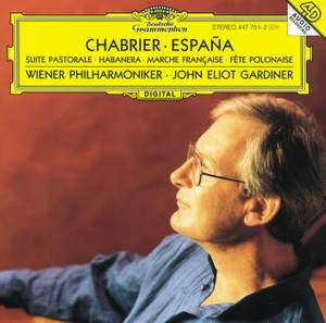 Chabrier: España & other orchestral works
