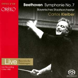 Beethoven: Symphony No. 7 in A major, Op. 92