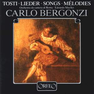 Tosti: Lieder, Songs & Mélodies