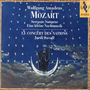Mozart: Serenades, Notturno in D major & Ein musikalischer Spass Product Image