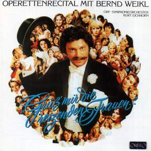 Operettenrecital Mit Bernd Weikl