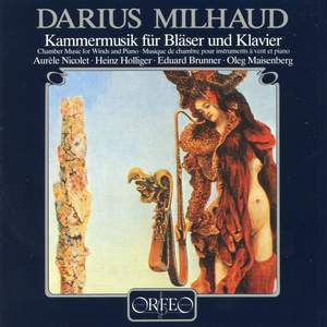Milhaud: Sonatas for Woodwind