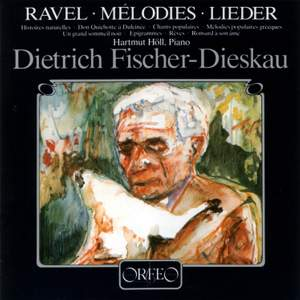 Ravel: Mélodies & Lieder