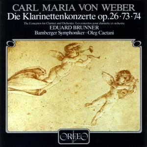 Weber - Clarinet Concertos Nos. 1 & 2