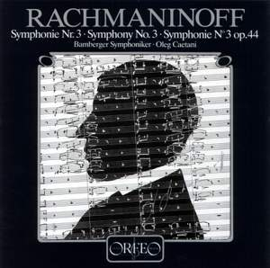 Rachmaninov: Symphony No. 3 in A minor, Op. 44 Product Image
