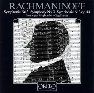 Rachmaninov: Symphony No. 3 in A minor, Op. 44