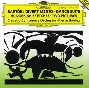 Bartók: Divertimento & Dance Suite