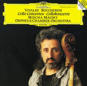 Vivaldi & Boccherini: Cello Concertos