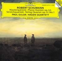 Schumann: Piano Quintet in E flat major, Op. 44, etc.